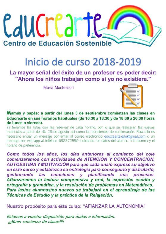 INICIO2018-2019